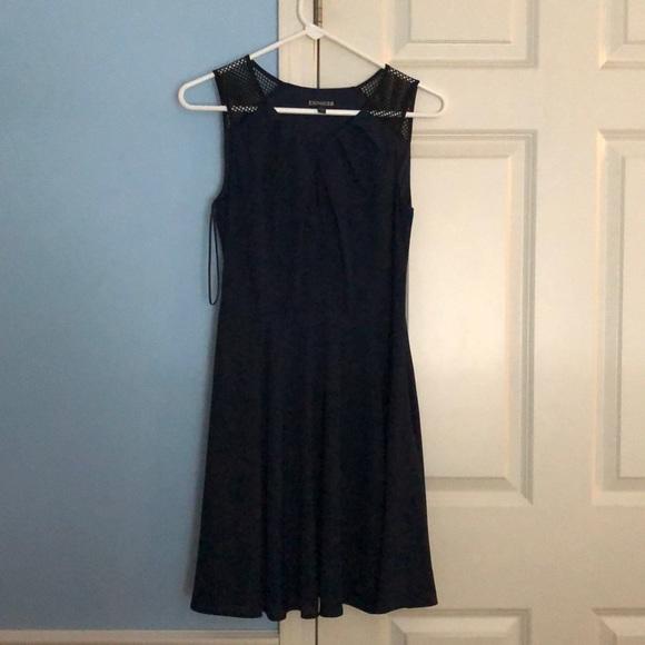 Express Dresses & Skirts - Navy Blue Dress